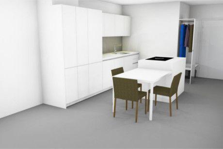 *Zwei-Zimmer-Neubauwohnung am Fuße des Killesberg in Gehnähe zur City*