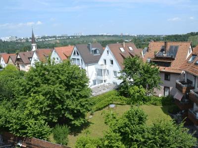4-Familien-Wohnhaus in Stuttgart-Münster