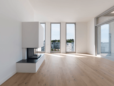KILLESBERGHÖHE: Schönstes Penthouse in Stuttgart mit separatem Mini-Apartment