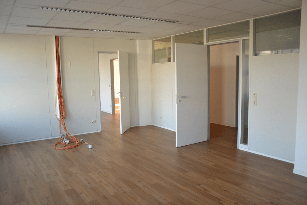 Büro-/Praxisräume (teilbar) in zentraler Lage, 287 m²