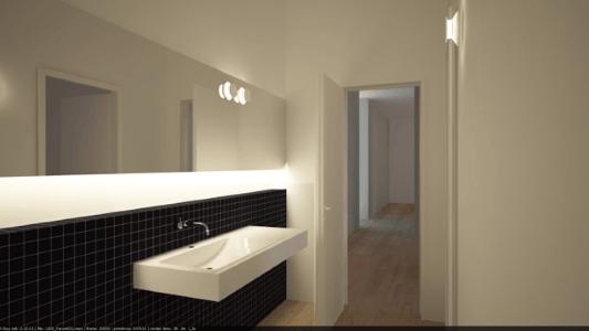 **KILLESBERGHÖHE: Luxuswohnung Neubau 1. OG mit West-Loggien und Blick auf den Höhenpark**