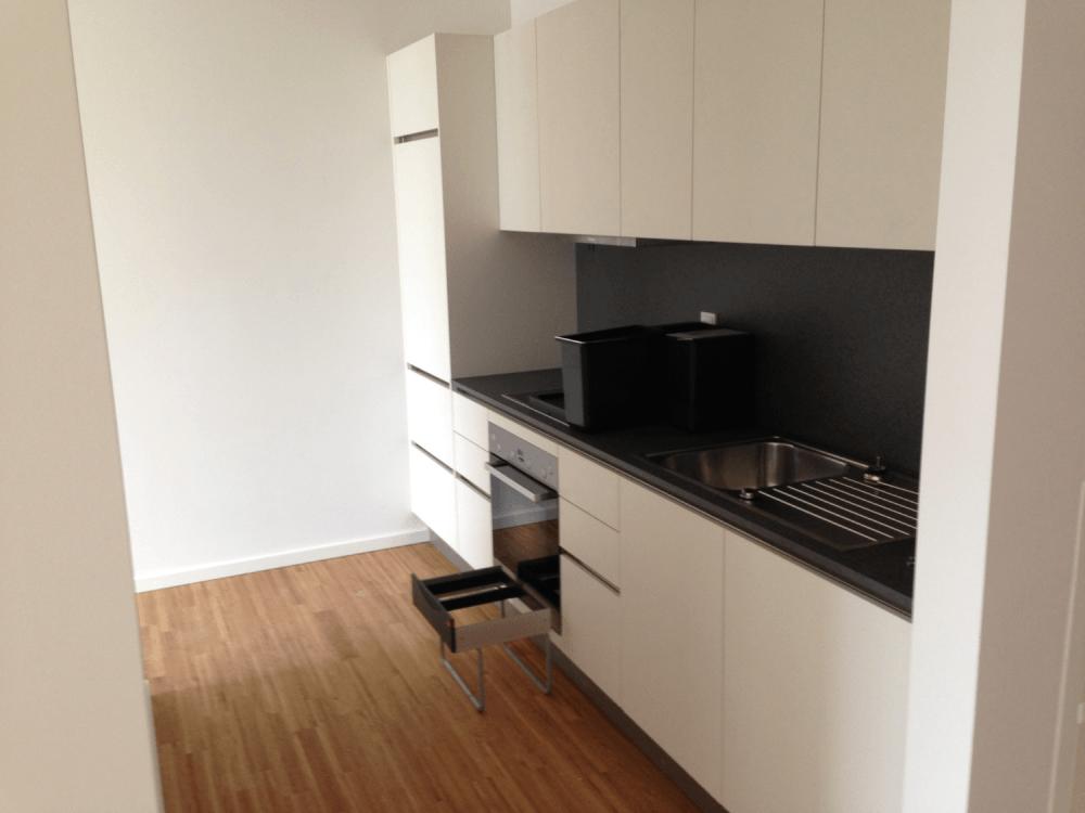 **KILLESBERGHÖHE: Luxus-Apartment im 3. OG mit Küche und West-Loggia **