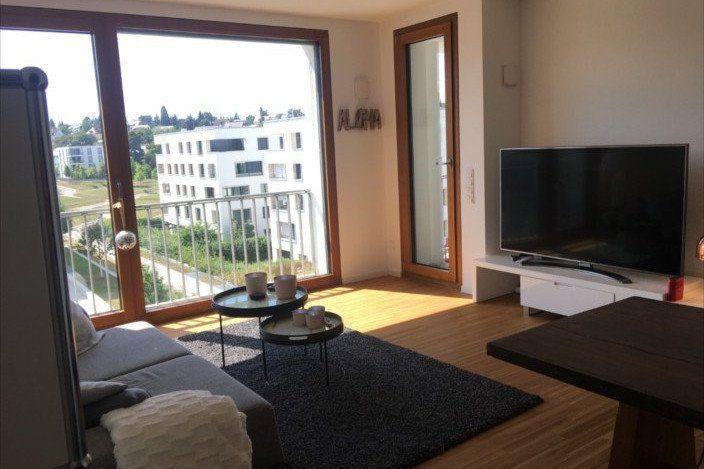 ** KILLESBERGHÖHE: Luxus-Apartment im 3. OG mit Küche und West-Loggia **