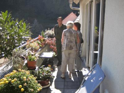 **TOP - Preis: Barrierefreie sehr schöne Penthousewohnung mit Aussicht in Elbnähe**