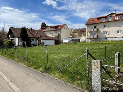 Perfekt geschnittenes Baugrundstück in Rottenburg