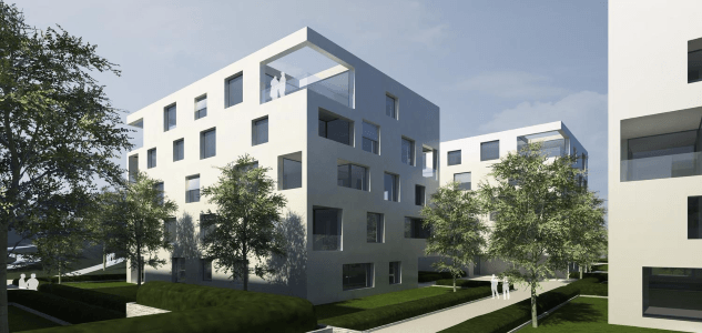 WOHNEN AM HÖHENPARK KILLESBERG mit LUXURIÖSER AUSSTATTUNG, Terrasse + ca. 214 m² GARTEN