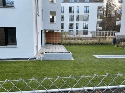 3-Zimmer Wohnung - Erstbezug am Killesberg - kleiner Hund willkommen